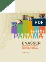 ENASSER Informe Final 2009
