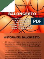 Baloncesto Original 2