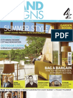 Grand Designs magazine articles August 2009