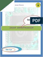 Buku Pegangan Kuliah Dasar Mikroprosesor Lengkap