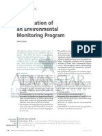 JVT 2010 v16n2 Qualification of Environmental Monitoring Program