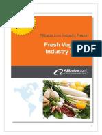 Fresh Vegetable Industry Report