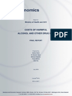 BERL -July 2009- Costs of Harmful Alcohol and Other Drug Use-1