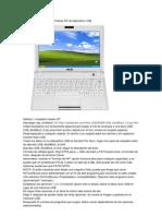 Instalación de Microsoft Windows XP de dispositivo USB