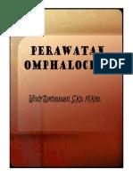 PERAWATAN OMPHALOCELE