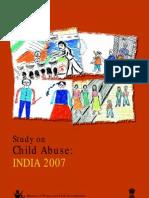 Child Abuse India 2007
