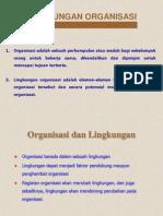 Tugas Modul 3 - Lingkungan Organisasi