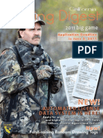 CA Hunting Digest 2011 1