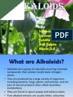 Alkaloids (1)ppt