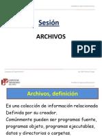 Sesión _Archivos
