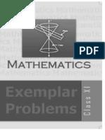 NCERT Class 11 Mathematics Problems