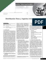 AE 282 - Distribución física y logística internacional de mercancias