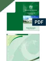 A Hand Book for Members of Senate