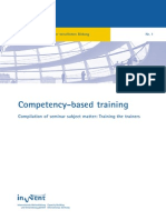 1 Competency-Based Training