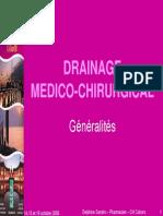 1 Drainage Generalites