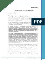 06. CONCENTRACION GRAVIMÉTRICA