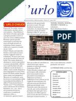 25) l'Urlo Agosto 2007