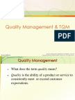 LC5 Quality Management