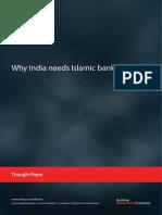 Why India Needs Islamic Banking