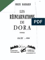 Barbarin Georges - Les Reincarnations de Dora