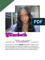 "That pretty name ""Elizabeth"""