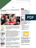 Bundetagswahl Infos 2013