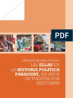Las Ellas en la Historia Política Paraguaya