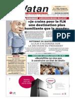 Journal EL-WATAN Du 21-09-2013
