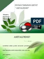 SINTESA SENYAWA TURUNAN ASETAT-ASETALDEHID.pptx