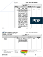HIRA No. 02-Use of Access Scaffolding SBD