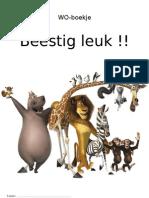werkboek dieren