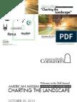 AMCC 2010 - Charting the Landscape