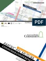 AMCC 2011 - Multiculturalism & The American Muslim Consumer Market