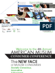 AMCC 2012 - The New Face of Muslim Consumers
