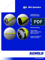 Brochure Geared Spindles HRM