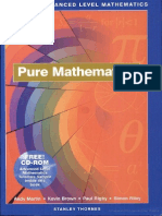 0748735585 Complete Advanced Level Mathematics - Pure Mathematics