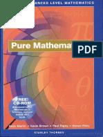 0748735585 Complete Advanced Level Mathematics - Pure Mathematics