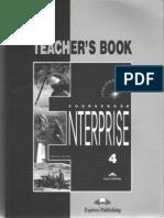 Enterprise 4 Teachers Book