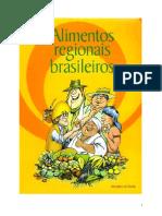 Alimentos Regionais Brasileiros Ministerio Da Saude (Augmentada) 2013