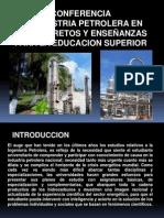 Presentacion Conferencia Industria de Hidrocarburos