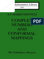 MIR - LML - Markushevich a. I. - Complex Numbers and Conformal Mappings