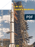 China's Long March 3A Launch Vehicle Users Manual