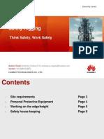 1. Safety Rigging