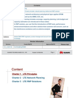 82933167 LTE Network Planning Huawei Technologies