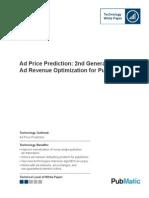 PubMatic Ad Price Prediction 2009