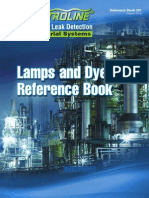 Lamps and Dyes Reference Book #201 Intl A13126-2