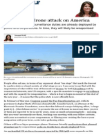 Drones - The Coming Drone Attack on America