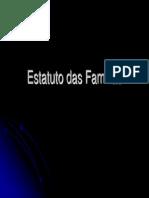 Estatuto Das Familias