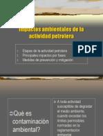 Contaminacion Petrolera-Disertacion ING. VASQUEZ