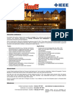 Call for Papers 2014 Ghent